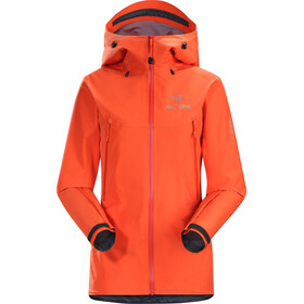 Arc'teryx Beta LT Jacket Women Fiesta